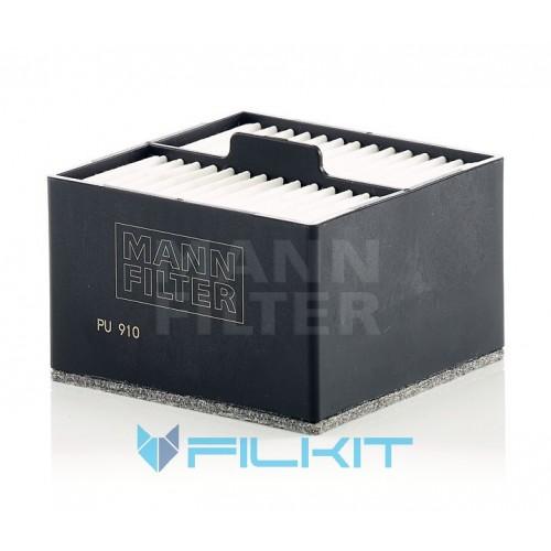 Fuel filter (insert) PU 910 [MANN]
