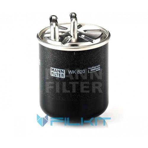 Fuel filter WK 820 [MANN]