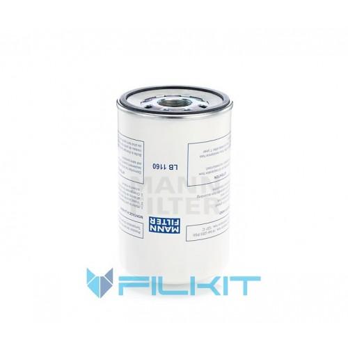 Фільтр повітряний (сепаратор) LB 1160 MANN
