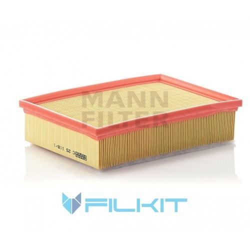 Air filter C 25 118/1 [MANN]