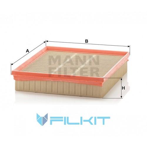 Air filter C 25 135 [MANN]