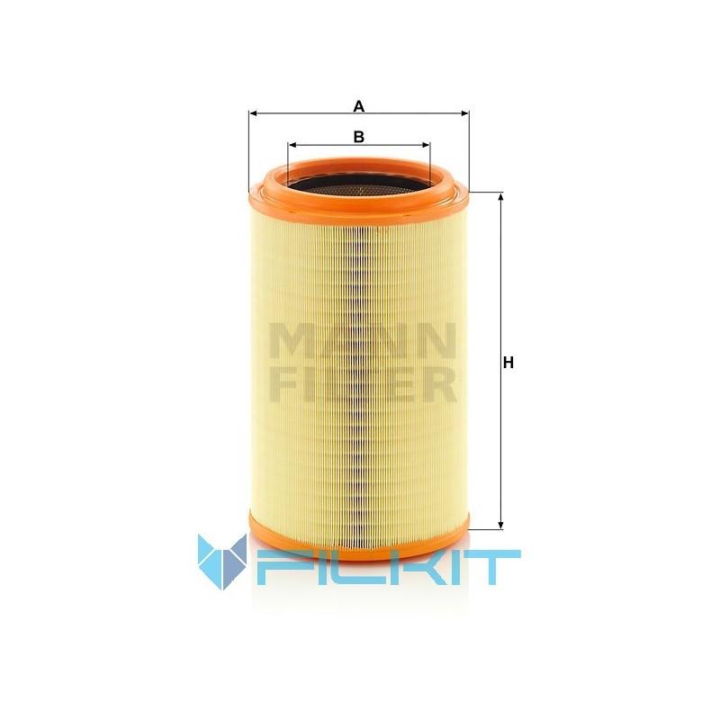 Air filter C 26 025 [MANN]