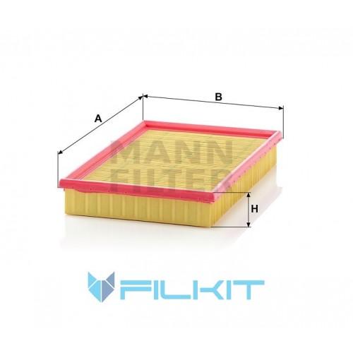 Air filter C 2991/1 [MANN]