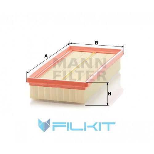 Air filter C 32 108 [MANN]