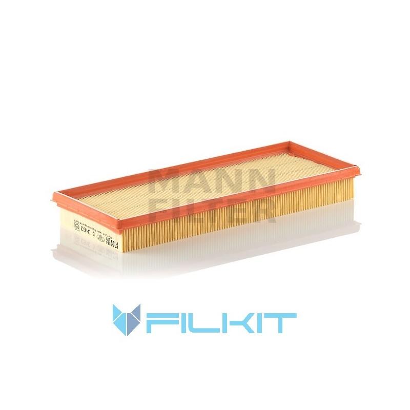 Air filter C 3463 [MANN]