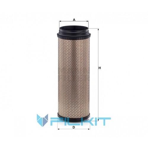 Air filter CF 21 160/1 [MANN]