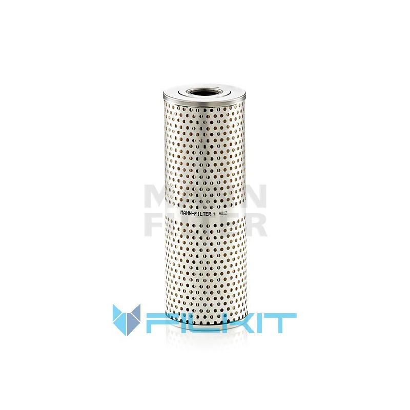 Hydraulic filter (insert) H 8012 [MANN]
